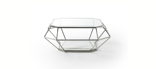 Dupen coffee table in design.