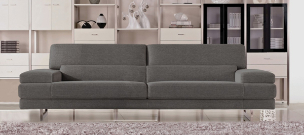 Grey sofa set is special offer.