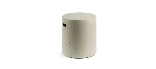 Laforma concrete chair.