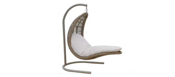 Cristy chair hanging chair for outdoors.