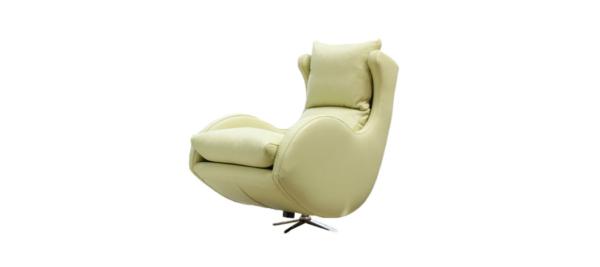 Swivel fama armchair made in spain.