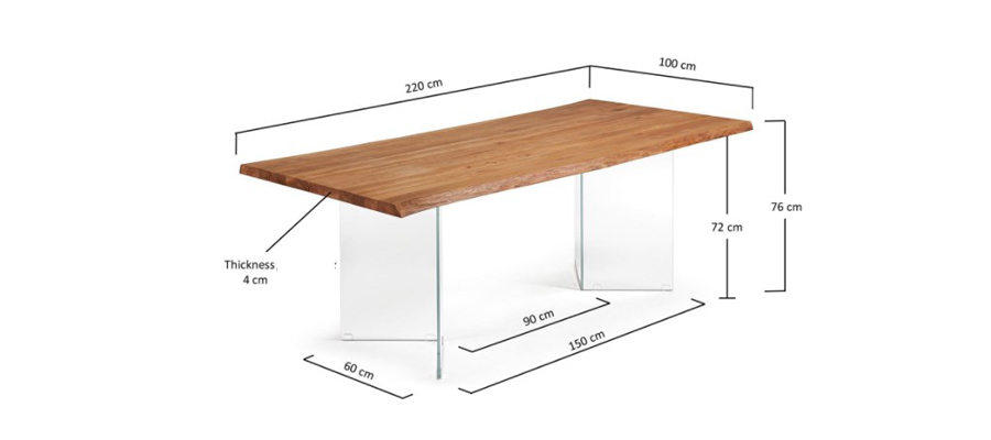 Kitchen Dining Tables Andreotti Limassol Furniture Store Levin Table