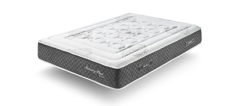 Memory mattress by dupen.