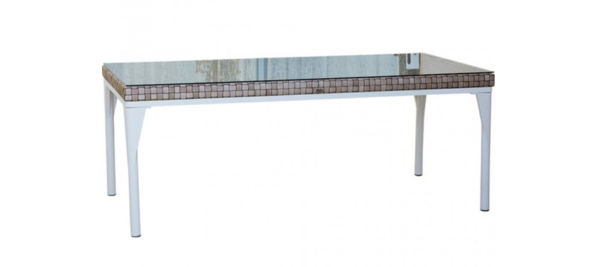 Dining table with dimensions 280 x 100 cm