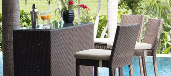 Garden Bar Tables and Stools