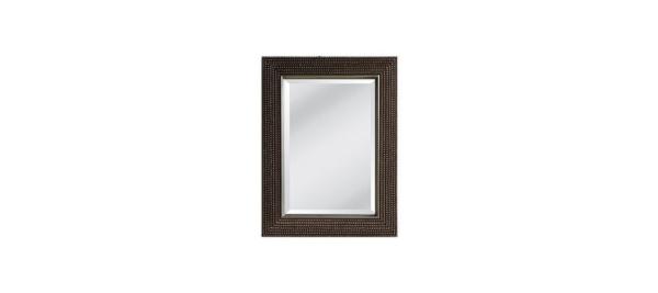 Black stylish mirror by liberta.