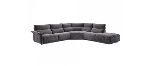 Franco Ferri quality designer corner sofa.