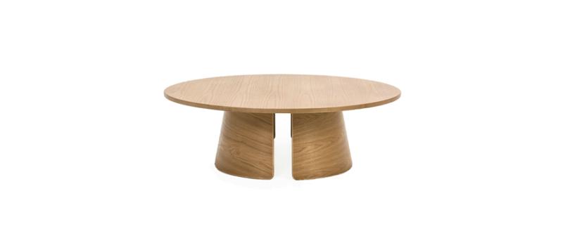 Light brown teulat table.