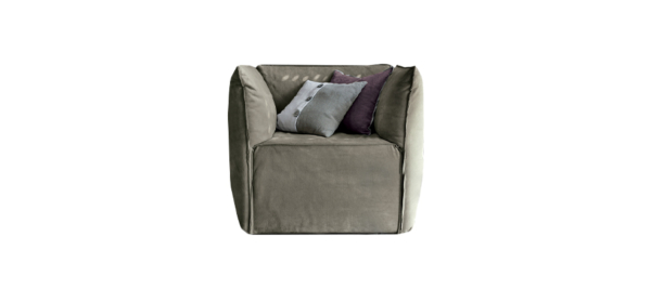 Tomasella designer armchair.