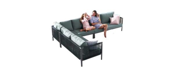 Outdoor sofa cyprus